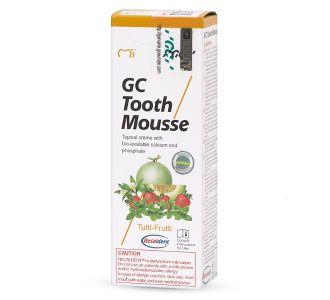 GC Tooth Mousse - аппликационный крем, фруктовый 40г