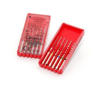 Инструмент машинный Maillefer K-Reamer Torpan RA №10 21мм A001022101000