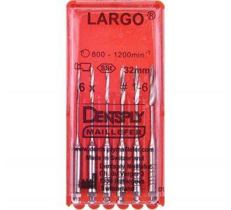Инструмент машинный Maillefer Largo Pesso Reamer №6 28мм A000923000612