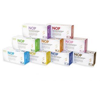 Иглы инъекционные дентальные стерильные однократного применения NOP 30Gx12мм (уп/100шт), Spident