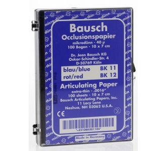Бумага артикуляционная Bausch BK 11