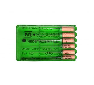 Инструмент ручной Maillefer Hedstroem M-Access №35 25мм A16MA02503512