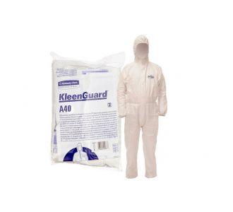 Комбинезон Kimberly-Clark KleenGuard A40 код. 9790 - размер S