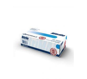 Перчатки нитриловые голубые размер M, 100 шт, ARCHDALE