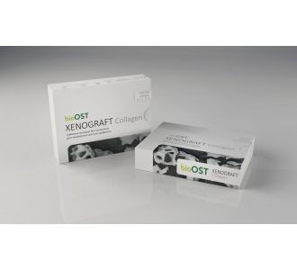 XCol-2-3 XENOGRAFT Collagen Гранулы с коллагеном 1.0 - 2.0 mm 3.0 сс, bioOST