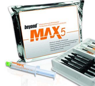 Beyond MAX5 - набор для отбеливания зубов (на 5 пациентов),