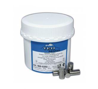 Сплав Yeti Solibond C+ для керамики, кобальт-хромовый, 1кг