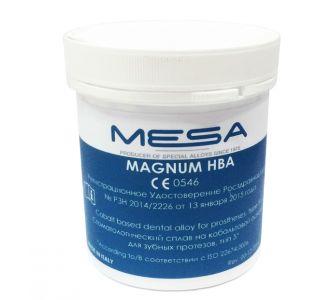 Сплав Mesa Magnum HBA для бюгелей, кобальт-хромовый, 1кг