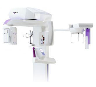 MyRay Hyperion X9 11x8 CEPH Titanium (датчик PAN/CEPH), аппарат рентгеновский панорамный, цефалометрический и томографический, в ком-те с цеф., лицензия на 10 раб. мест.