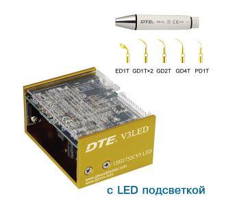 Cкалер встраиваемый DTE-V3 LED с подсветкой