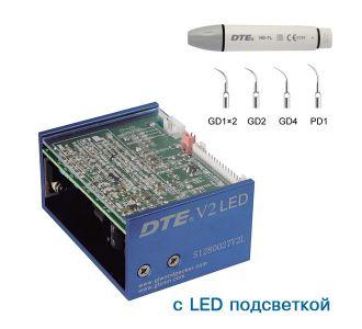 Встраиваемый скалер DTE-V2 LED с подсветкой